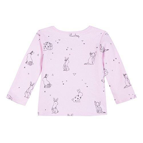 311 light Fille Bébé T Rose Pommes Pink Shirt 3 xIYqO6fw8I
