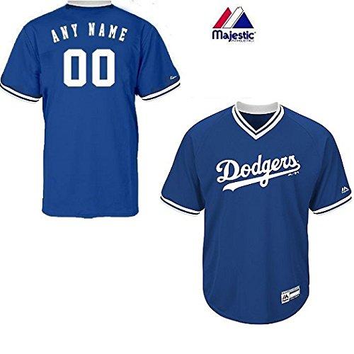 Amazon.com : Los Angeles Dodgers Personalized Custom (Add Name ...