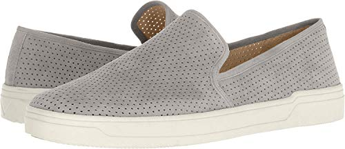Via Spiga Women's Galea 5 Slip On Sneaker, Ash, 6.5 M US (Ash Slip On Sneaker)