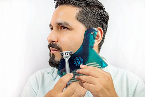 Royale Beard Shaping Template Outliner