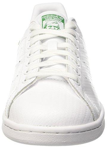 Adidas Herre Sneaker Stan Smith Bianco (ftwwht / Ftwwht / Grøn) w7bYL