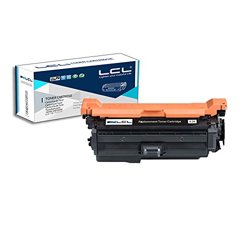 LCL Remanufactured Toner Cartridge Replacement for HP 647A CE260A CP4025 CP4525n CP4525dn (1-Pack Black)