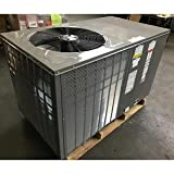 RHEEM RQPM-A048CK000 4 TON HORIZ ROOFTOP HEAT PUMP AIR CONDITIONER R-410A