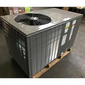 RHEEM RQPM-A048CK000 4 TON HORIZ ROOFTOP HEAT PUMP AIR CONDITIONER (Top Heat Pump)