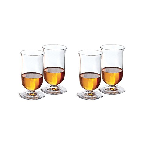 Riedel Vinum Leaded Crystal Single Malt Whiskey Glass, Set of -