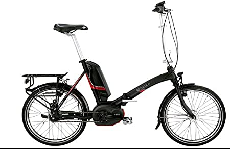 Bicicleta plegable bh-emotion xenion V Pro Bosch: Amazon.es ...