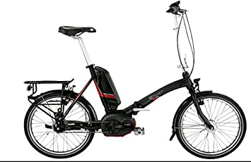 Bicicleta plegable bh-emotion xenion V Pro Bosch