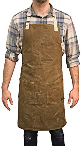 Readywares Waxed Canvas Utility Apron ()