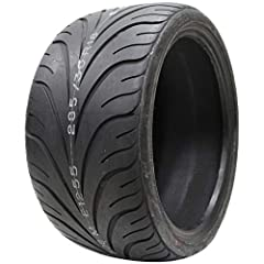 The ultra-high performance SS595RS-R tire provides motorsport levels of performance both on the track and street. Unidirectional V-shaped grooves on this tire ensure excellent water dispersion for better wet performance even at high speeds. A...