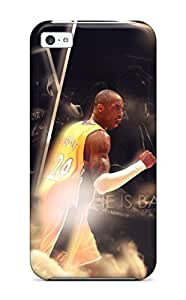 AnnaSanders Case Cover Protector Specially Made For Iphone 5c Kobe Bryant 6049717K12924566