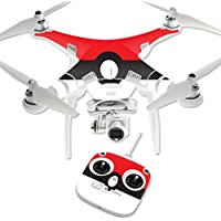 Skin For DJI Phantom 3 Standard – Battle Ball | MightySkins Protective, Durable, and Unique Vinyl Decal wrap cover | Easy To Apply, Remove, and Change Styles | Made in the USA