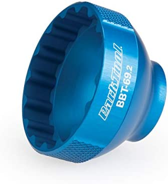 Park Tool BBT-69.2 16-Notch Bottom Bracket Tool - Fits Shimano, SRAM, Chris King, Campagnolo, and so forth.