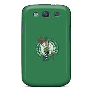 Galaxy S3 Case Cover Skin : Premium High Quality Boston Celtics Case