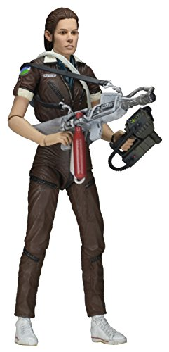 "NECA Aliens - Series 6 Amanda Ripley Jump Suit Action Figure (7"" Scale)"