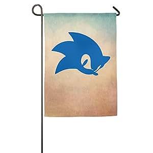 Sonic el erizo Gorgeous fiesta familiar Bandera