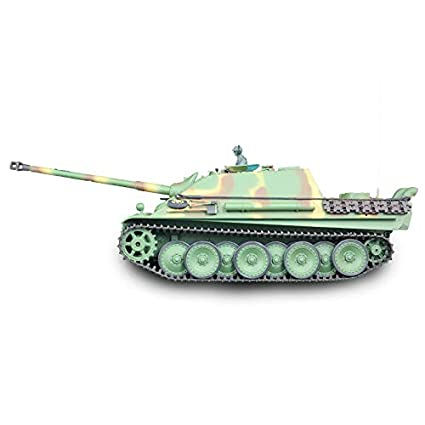 Amazon com: 1/16 Scale Remote Control RC Tank, 2 4G Henglong