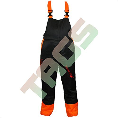 3c4a7d7fa Chainsaw Protective Chaps Suspenders  Pfanner Gladiator Extreme ...