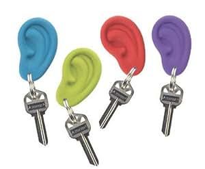 Fred Friends Ear Ring Keychain