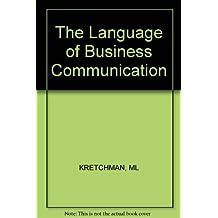 The language of business communication