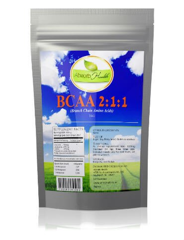 Bcaa 2:1:1 (branch Chain Amino Acids) - 1kg by Amino Acids