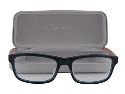 Calvin Klein CK5820 Eyeglasses 52-17-135 Olive Green 318