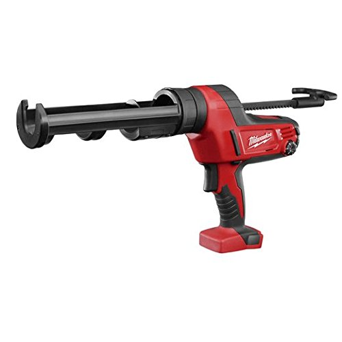 Milwaukee 2641-20 M18 10 oz Caulk Gun tool Only by Milwaukee