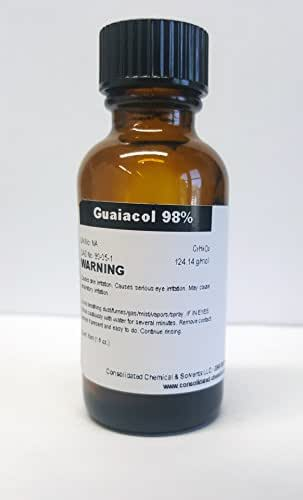 Guaiacol Fragrance/Aroma Compound 30mL