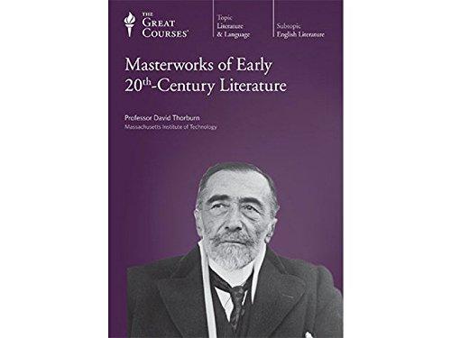 Masterworks of Early 20th Century Literature pdf epub