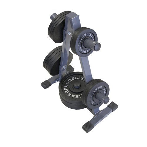 Amber Sports Olympic Weight Plate Tree Amber Sporting Goods RK-2B