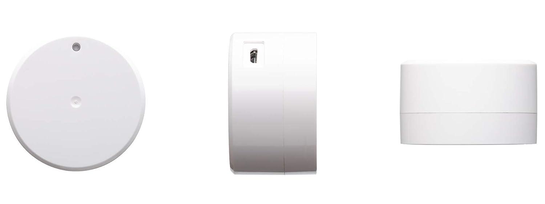 same size Blanc Danalock 3031350 Passerelle serrure connect/ée