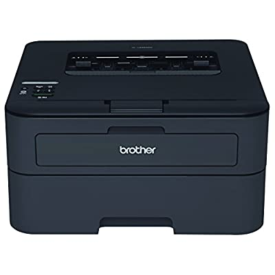 Brother HL-L2360DW Compact Laser Printer with Wireless Networking and Duplex, Amazon Dash Replenishment Enabled from Brother