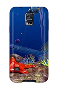 Hot Screensaver Tpu Case Cover Compatible With Galaxy S5 9120644K44165451