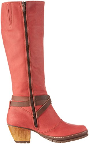 ART Damen Oslo Langschaft Stiefel Rot (AMARANTE)