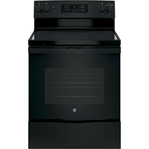 GE JBS60DKBB Electric Smoothtop Range Oven (Freestanding Electric Convection Range)