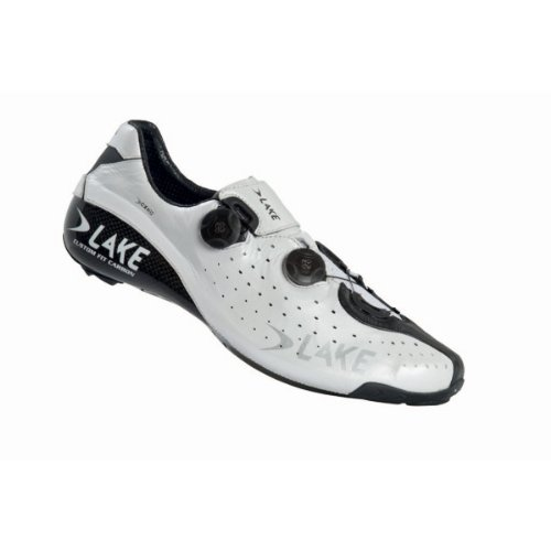 LAKE SHOE CX402 ROAD SPEEDPLAY CFC WHITE