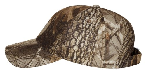 Kati LC30 Men's Licensed Camo Athletic Mesh Cap Realtree Hardwood Hd One Size