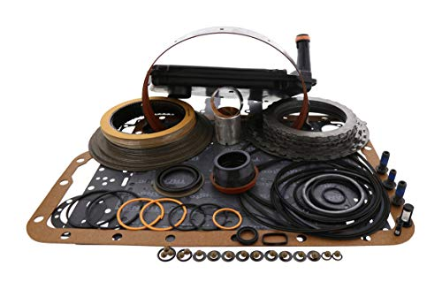 - Ford E4OD Transmission Overhaul Rebuild Master Level 2 Kit 1989-1995