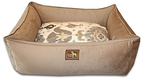 Luca For Dogs Lounge Dog Bed