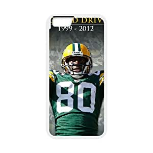 Green Bay Packers iPhone 6 4.7 Inch Cell Phone Case White persent zhm004_8550835