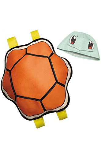 Pokemon Costume Accessory Kits (Squirtle) (Mens Squirtle Costume)