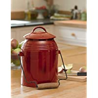Gardener's Supply Company Rustic Kitchen Compost Crock