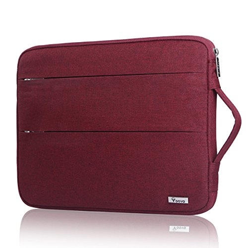 Voova Laptop Sleeve Case Cover Bag for 13.3 Inch MacBook Air