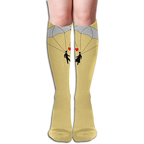 Tube High Couple Parachute Keen Sock Boots Compression Long Stockings For Athletics,Travel Socks by LOOAVA