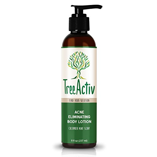TreeActiv Eliminating Anti Acne Moisturizer Breakouts