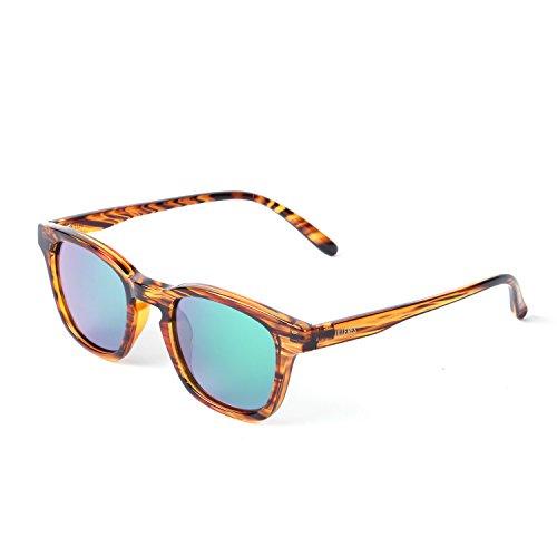 Kids Sunglasses- Retro 80s Polarized Sunglasses for Children Boys and Girls