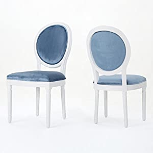 41Cpmn9IYyL._SS300_ Coastal Dining Accent Chairs & Beach Dining Accent Chairs