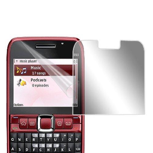 (EbuyChX I-Clear ANG tagapagtanggol Shell LCD Screen Guard para sa Nokia E63)