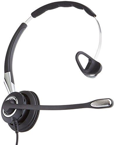 Jabra 2400 II QD Mono NC Wired Headset - Black