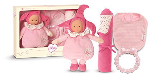 Dolly Corolle (Corolle Babi Birth Set with Elf Doll, Pink)