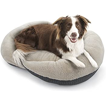 Amazon.com : TrustyPup Dream Boat+ Dog Bed for Cuddle